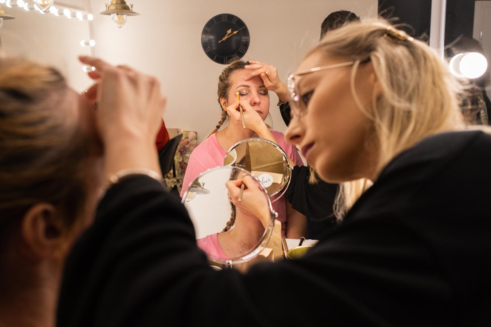 Szkolenie z makijażu Stargard