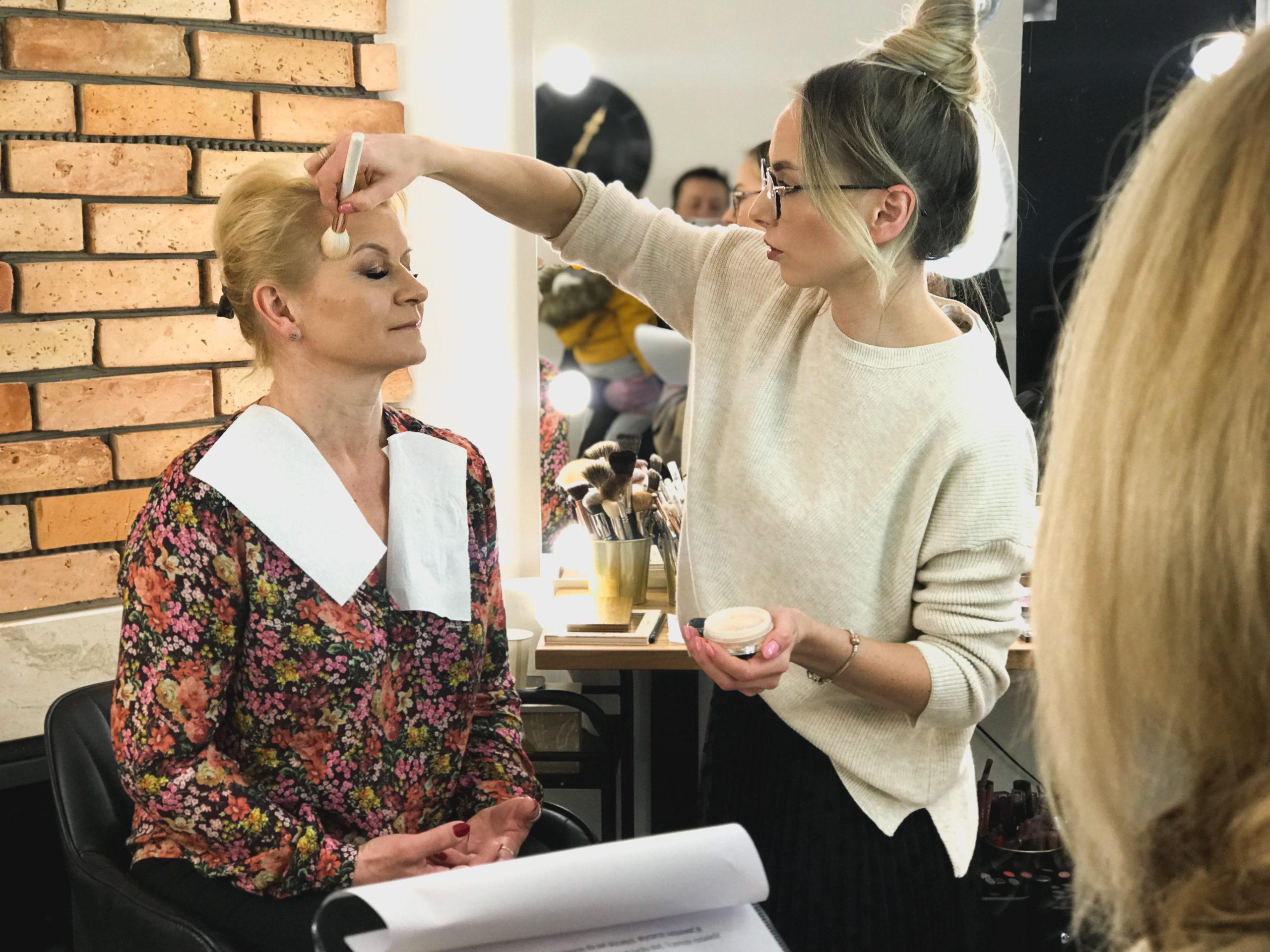 Szkolenie z makijażu KOBIETY DOJRZAŁEJ